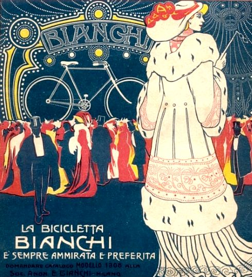 La Bicicletta Bianchi