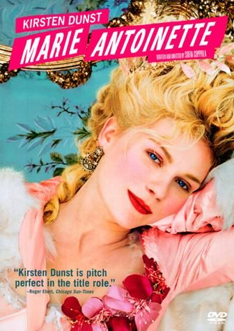 Marie Antoinette (2006) - director Sofia Coppola was granted extremely rare permission to film at Versailles.  Based on the excellent and sympathetic biography by Antonia Fraser