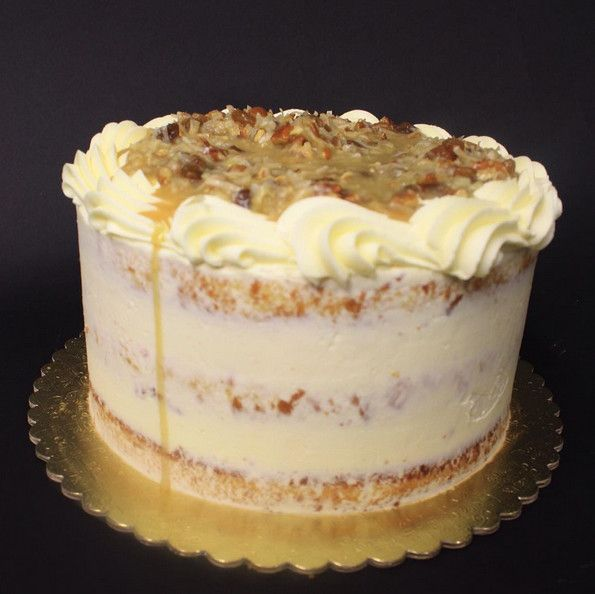 ALABAMA: Lane Cake at The Cakerie in Birmingham - The Best Dessert in Every State - Photos