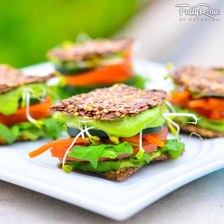 151 best fullyraw recipes images on pinterest vegan food healthy a post from sandwich sliders the perfect treat for you to eat day 17 of the challenge forumfinder Images