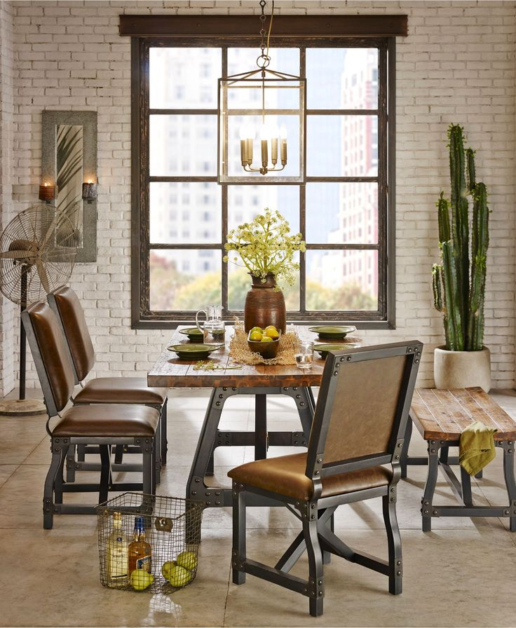 what are your thoughts on industrial style furniture industrialfurniture modernfurniture industrialdiningroom