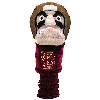 Florida State Seminoles Mascot Golf Driver Headcover
