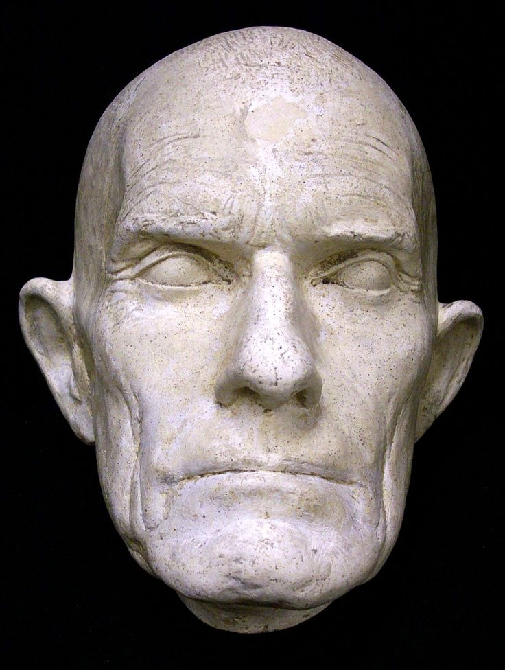 Death mask of John C. Calhoun    http://library.princeton.edu/libraries/firestone/rbsc/aids/C0770/a-c.html#a-c