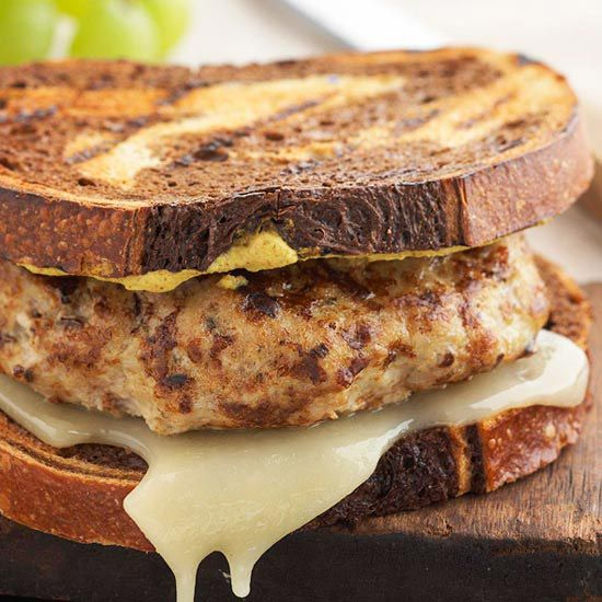 Veal Burger Recipe Food Network