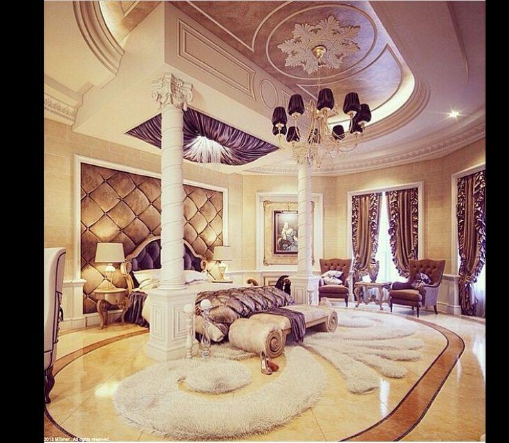 Big Bedroom: Big Castle Bedroom