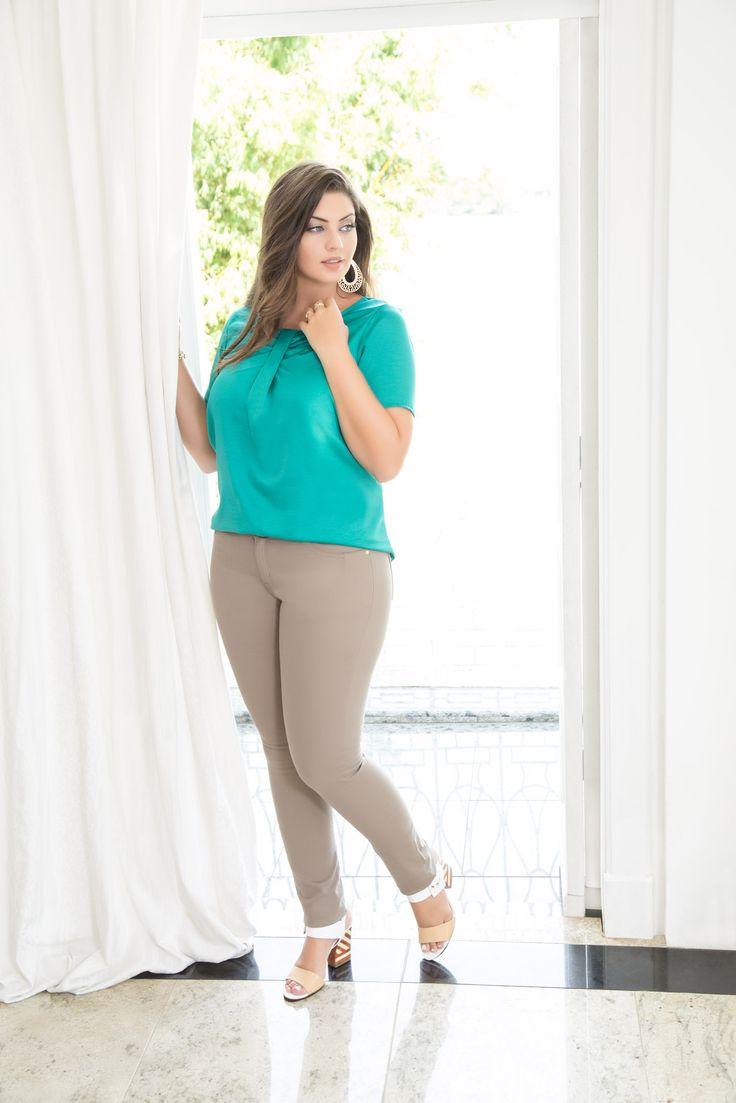 Moda Feminina do P ao GG3 Mais que roupas, oferecemos a você solução em vestuário! www.mirasul.com.br