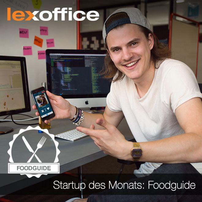 Die Foodguide App ist unser Start-up des Monats: https://www.lexoffice.de/blog/foodguide/ Erfahren Sie mehr darüber im Blog.