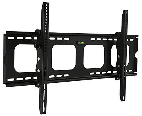 Mount-It! Tilting TV Wall Mount Bracket For Samsung Sony Vizio LG Panasonic TCL Element 42 47 50 55 60 65 70 Inch TVs VESA 200x200 400x400 600x400 850x450 Compatible Premium Tilt 220 Lbs Capacity