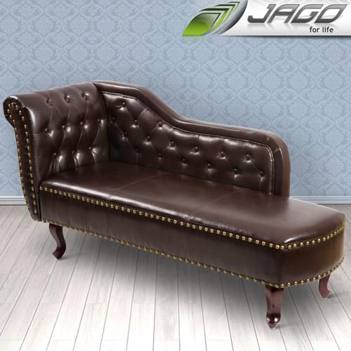 Chaise longue divano dormeuse poltrona chesterfield for Chaise longue sofa bed ebay