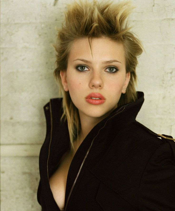 haircuts for with thick hair 49 best johansson images on 5606