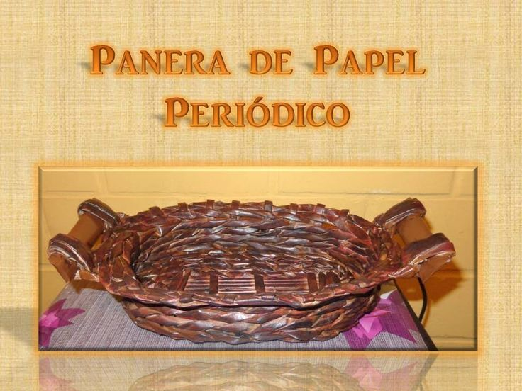 1605 best Manualidades papel periodico images on Pinterest