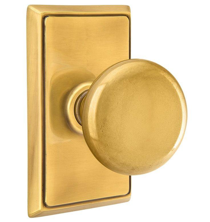 234 best apartment ideas images on pinterest lever door handles door handles and door knobs for Interior door handles with backplates