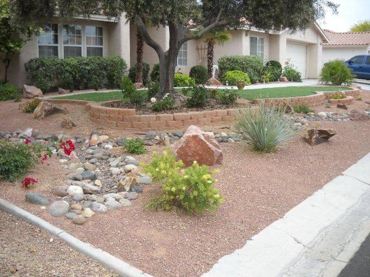 Backyard desert landscaping ideas on a budget http for Desert landscaping ideas
