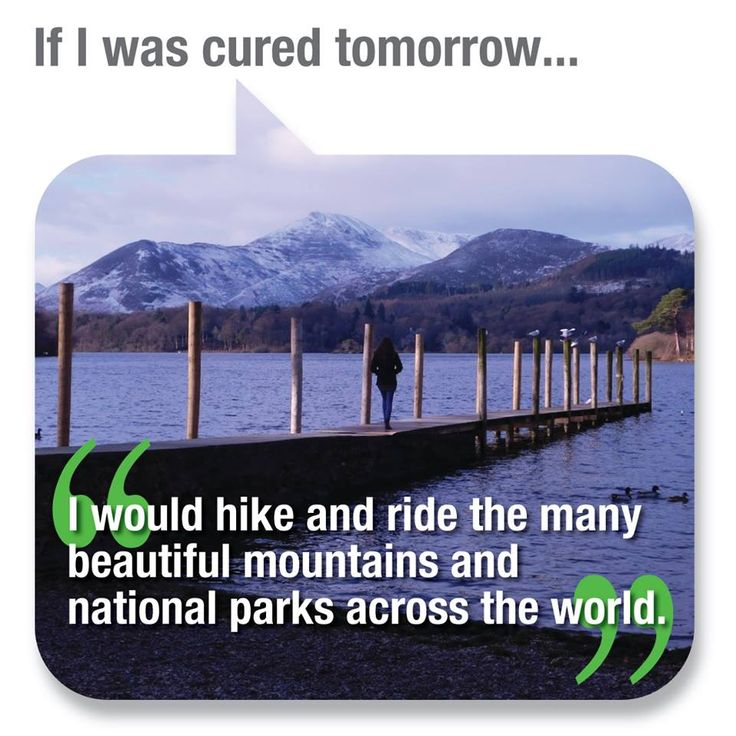 "People with #MECFS answer the question: ""What would you do if you were cured tomorrow?"" http://www.forgottenplague.com/upload-your-dream/ … #ChronicFatigueSyndrome #MyE"