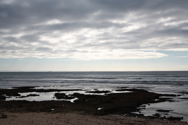 A sombre day on the east coast (Port Elizabeth)