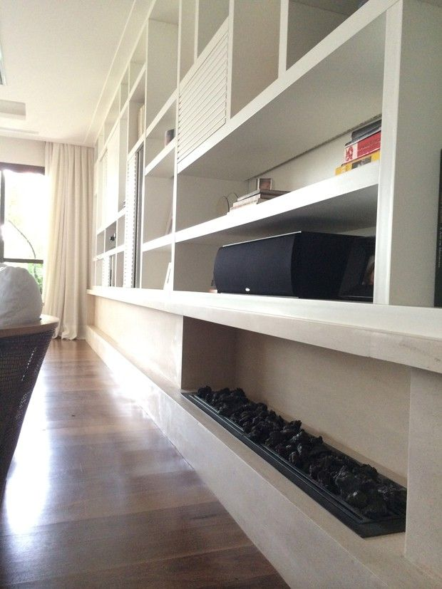 Apartamento em tons suaves (Foto: Marcelo Magnani/Divulgação)