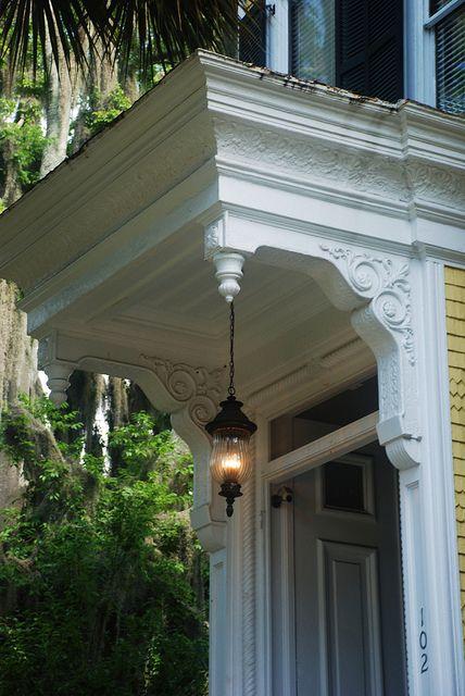 house in Savannah, Georgia