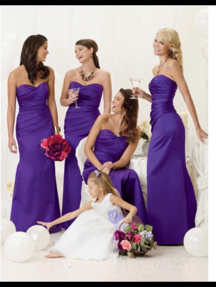 108 best Wedding Bridesmaids Dresses images on Pinterest   Dream ...