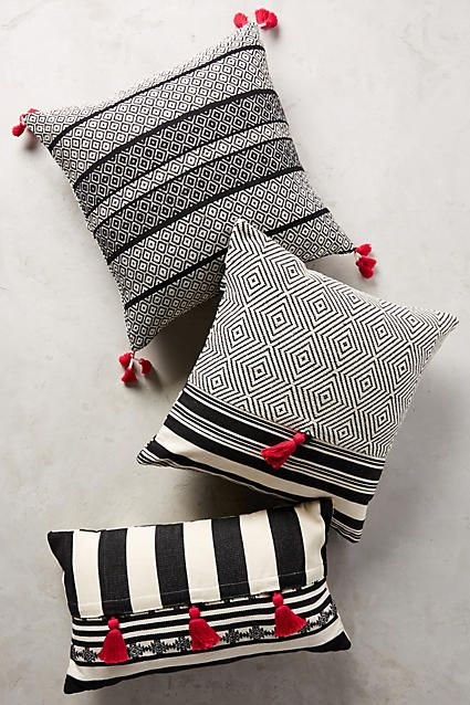 Mercado Global Amanecer Pillow - anthropologie.com