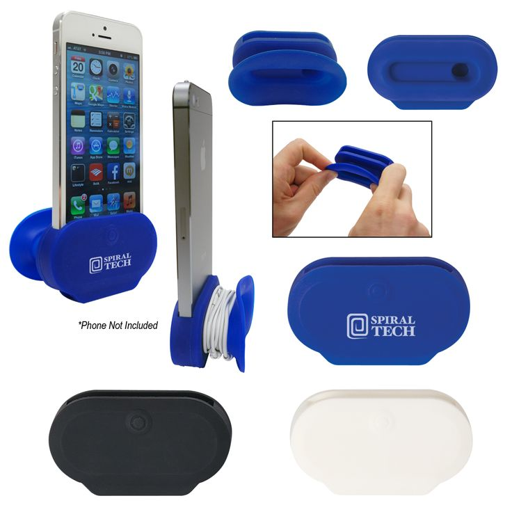 #2754 Party Buddy Silicone Speaker/Cord Wrap