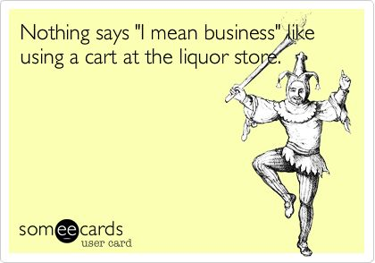 Haha: Laughing, Quotes, Liquor Stores, Funny Stuff, So True, Ecards, Business, True Stories, E Cards