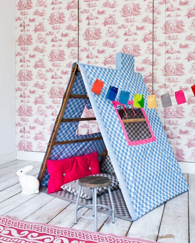 cute tent for lulu