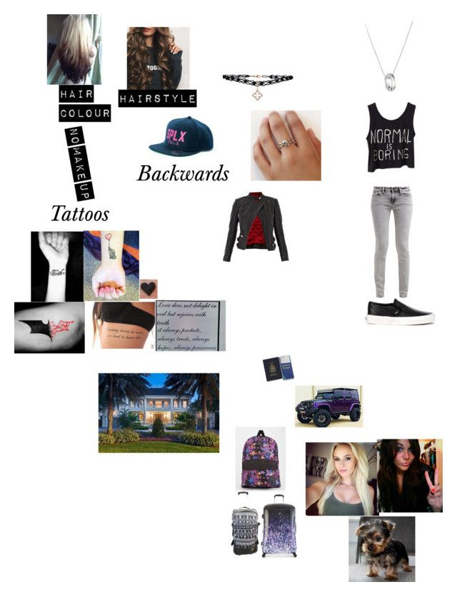 """Brianna~ Picking Up Lexi For Wrestlemania 31 & Wrestle Con Week (March 2015)"" by wwetnagirl ❤ liked on Polyvore featuring Links of London, Denham, Rika, Vans, Versus, Heys and Billabong"