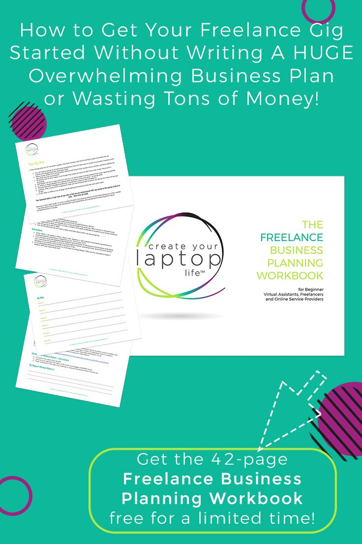 Mejores 12 imgenes de business tips en pinterest consejos de free freelance business planning workbook malvernweather Image collections