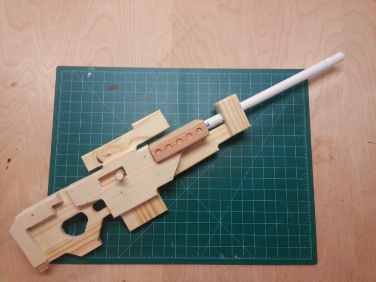 Wooden toy gun for my son with working slide and magazine. | My Projects | Pinterest | Toys ...