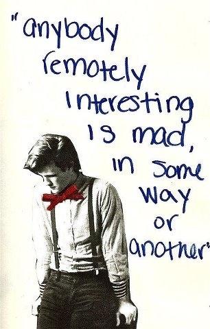 Is Hamlet crazy? or is he just pretending to be crazy?