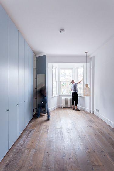 Regents Park Apartment - Simon Astridge Architecture Workshop