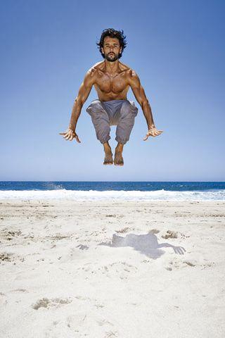 Rodrigo Santoro es PERFECTO.