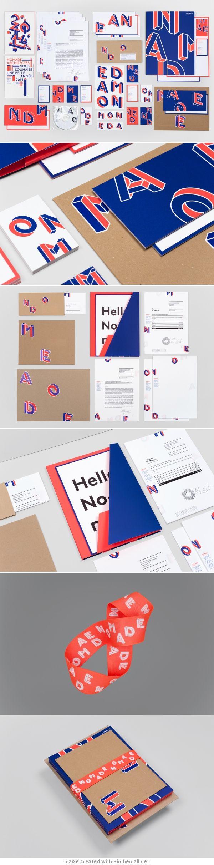 Nomade Architectes 2013 – 2014 • identité visuelle   charte graphique   dossier d'œuvres