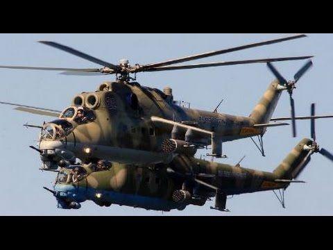 Вертолеты Определяют Характер Войны. Оружие России.