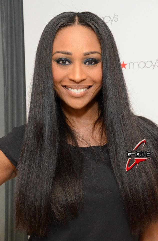 184 best black weave hairstyles long silky straight images on cynthia bailey pmusecretfo Gallery