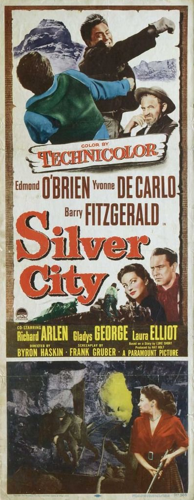 35 best western movies images on pinterest western movies artists cinema posters film posters greatest movies western movies classic movies silver city richard arlen yvonne de carlo paramount pictures fandeluxe Choice Image