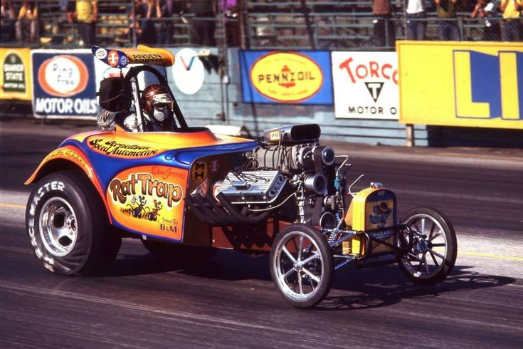 lions drag strip history