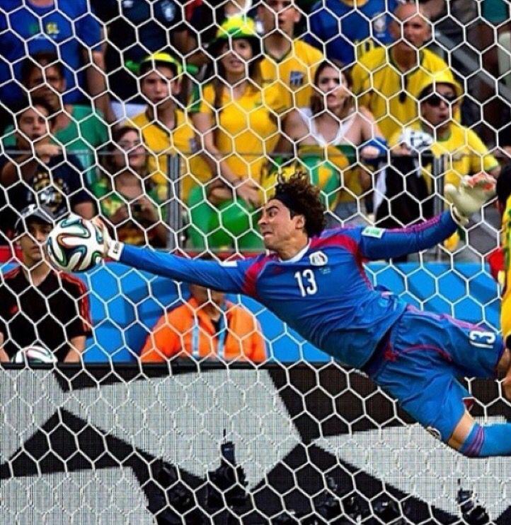 Guillermo Ochoa, Mexico (América, AJ Ajaccio, Malaga CF, Mexico) #soccer…
