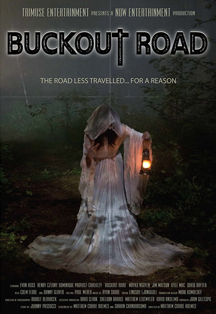 Buckout Road might be known as the most haunted road in New York State, but nobody really believed it… until now. A college class project on modern mythology turns deadly when a trio of students discovers a series of horrific urban legends surrounding Buckout Road may actually be true.