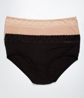Aubrie Low Rise Cheeky Boyleg Panty