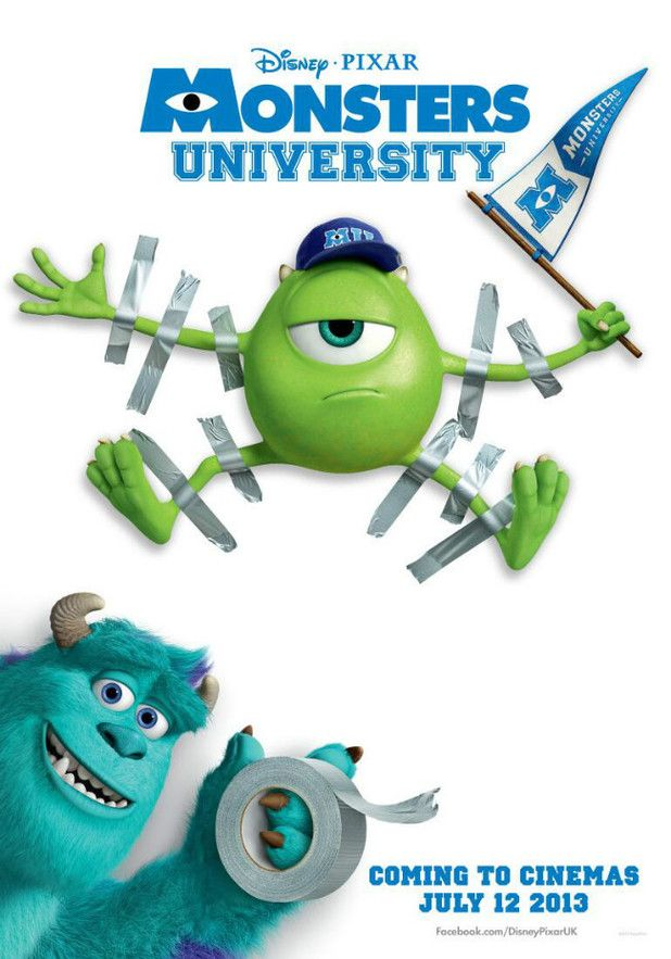 Monsters University 2013 Full Movie. Create your free account & you will be re-directed to your movie!!