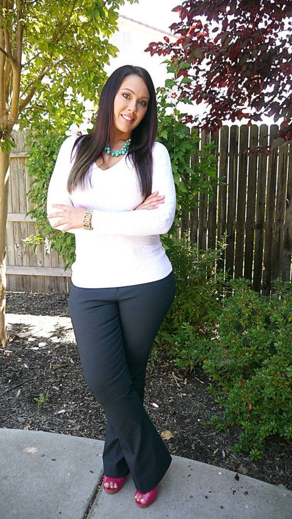 Curvy Girl Fashion: 40 Plus Size Outfits | http://fashion ...