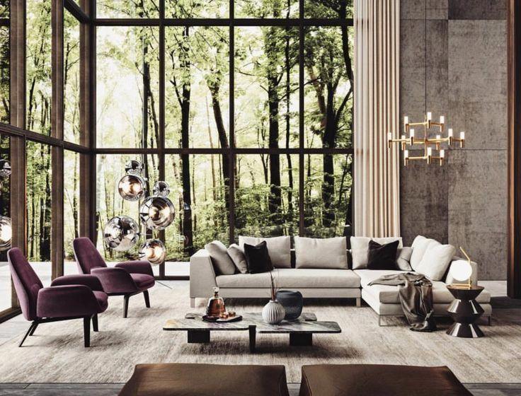 8 Amazing High End Outdoor Furniture Brands House Interior Home Interior Design Luxury Home Decor
