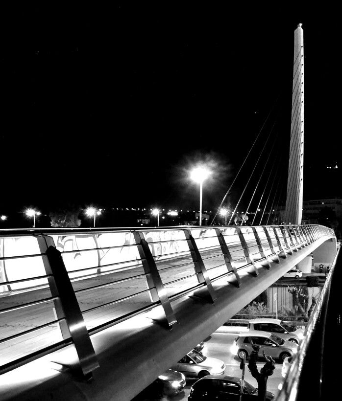 Katechaki foot bridge.