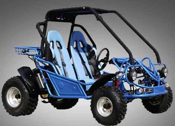 New 2014 Power Kart 150cc 2 Seater Go- Kart ON SALE from SaferWholesale ATVs For Sale in Illinois.