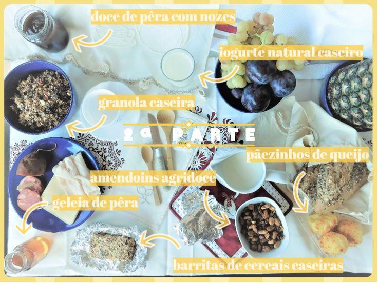 """Em continuação do texto """" RECEITAS: Iogurte Natural Caseiro + Pãezinhos de Queijo + Doce de Pêra com Nozes + Geleia de Pêra """" publicado ant..."""