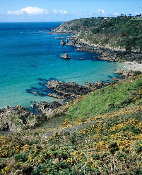 ILES ANGLO NORMANDES : Jersey, Guernesey, Sark - Iles Anglo Normandes randonnée liberté - Montagne Evasion