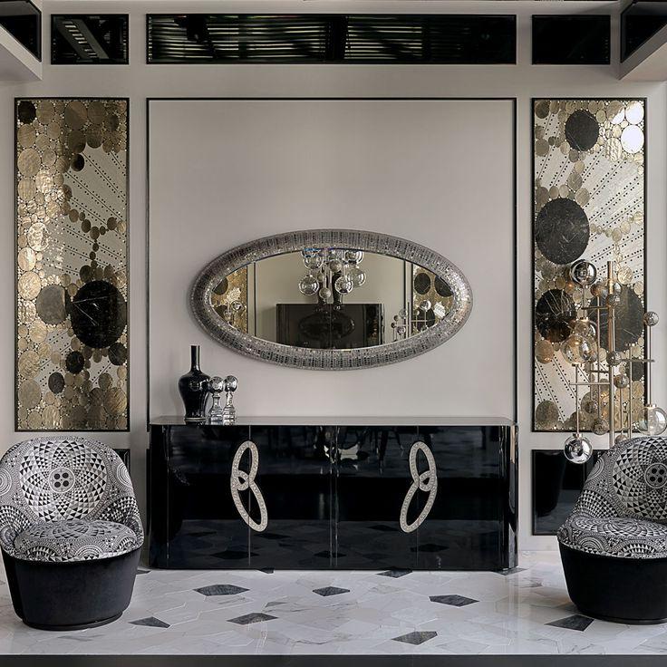 Next art mosaic furniture and decorative mosaic coating