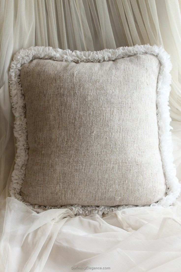 Designer Pillows | Couture Dreams Heavenly Silk Decorative Pillow Is The  Perfect Staple .