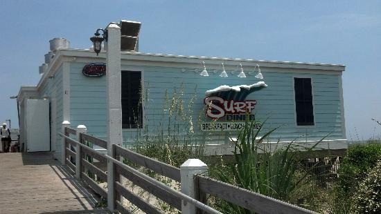 Surf Diner | 11 S Ocean Blvd | Surfside Beach, SC